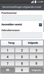 LG D320 L70 - E-mail - Account instellen (IMAP met SMTP-verificatie) - Stap 14