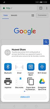 Huawei Mate 20 lite - Internet et connexion - Naviguer sur internet - Étape 21