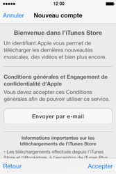 Apple iPhone 4 S iOS 7 - Applications - Télécharger des applications - Étape 10
