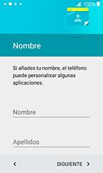 Samsung Galaxy J1 (2016) (J120) - Primeros pasos - Activar el equipo - Paso 11