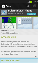 Samsung I8190 Galaxy S III Mini - Applicaties - Downloaden - Stap 13