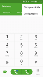 Samsung Galaxy J5 - Chamadas - Como bloquear chamadas de um número específico - Etapa 5