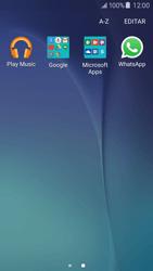 Samsung Galaxy J5 - Aplicações - Como configurar o WhatsApp -  4