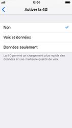 Apple iPhone 5s - iOS 12 - Réseau - Activer 4G/LTE - Étape 6
