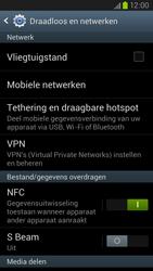 Samsung I9305 Galaxy S III LTE - NFC - NFC activeren - Stap 6