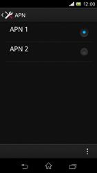 Sony C1905 Xperia M - Internet - Configuration manuelle - Étape 18