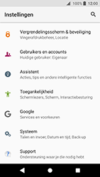 Sony Xperia XA2 - Software update - update installeren zonder PC - Stap 4