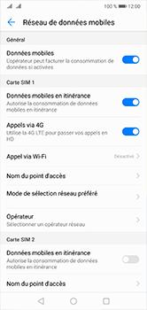 Huawei P20 Lite - Internet - Utilisation à l