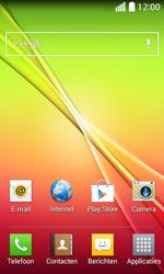 LG L70 - Internet - Hoe te internetten - Stap 1