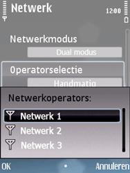 Nokia E75 - Buitenland - Bellen, sms en internet - Stap 10