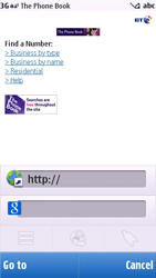 Nokia C5-03 - Internet - Internet browsing - Step 11