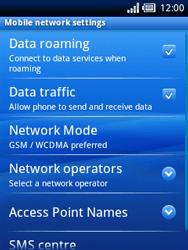 Sony Ericsson Xperia X10 Mini - Internet - Manual configuration - Step 12
