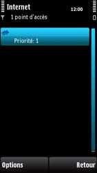 Nokia X6-00 - Internet - configuration manuelle - Étape 12