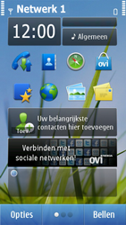 Nokia N8-00 - Bellen - in het buitenland - Stap 10