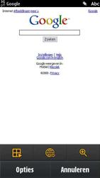 Samsung I8910 HD - Internet - hoe te internetten - Stap 5