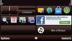 Nokia N97 Mini - Internet - Configuration automatique - Étape 1