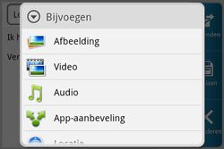 HTC A810e ChaCha - E-mail - Hoe te versturen - Stap 9