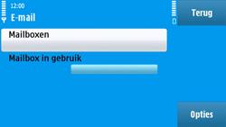 Nokia N97 - E-mail - e-mail instellen: POP3 - Stap 6