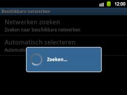 Samsung B5510 Galaxy TXT - Buitenland - Bellen, sms en internet - Stap 8