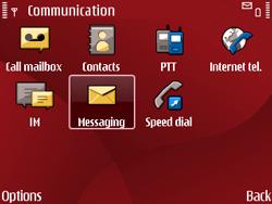 Nokia E63 - Internet - Automatic configuration - Step 5