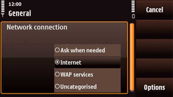Nokia N97 Mini - Internet - Manual configuration - Step 22