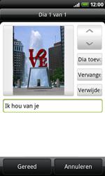 HTC A8181 Desire - MMS - Afbeeldingen verzenden - Stap 12