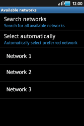 Samsung S5830 Galaxy Ace - Network - Usage across the border - Step 10