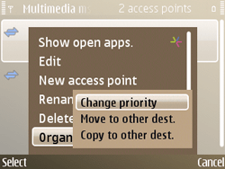 Nokia E72 - MMS - Manual configuration - Step 13