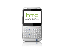 HTC A810e ChaCha - Internet - Manual configuration - Step 1