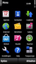 Nokia X6-00 - Internet - internetten - Stap 2