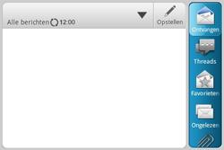 HTC A810e ChaCha - E-mail - hoe te versturen - Stap 4