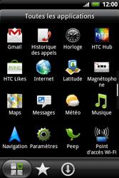 HTC A510e Wildfire S - Internet - Configuration manuelle - Étape 3