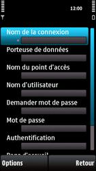 Nokia X6-00 - Internet - configuration manuelle - Étape 15