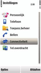 Nokia 5230 - Internet - handmatig instellen - Stap 4