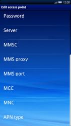 Sony Xperia X10 - Internet - Manual configuration - Step 10