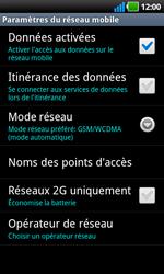 LG P970 Optimus Black - Mms - Configuration manuelle - Étape 6