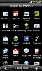 HTC A8181 Desire - E-mail - Configuration manuelle - Étape 3
