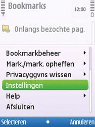 Nokia C5-00 - Internet - Handmatig instellen - Stap 20