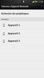 HTC One - Photos, vidéos, musique - Envoyer une photo via Bluetooth - Étape 14