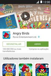 Samsung Galaxy Young II - Aplicações - Como pesquisar e instalar aplicações -  19