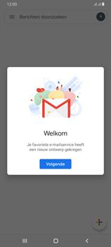 Samsung Galaxy A70 - E-mail - handmatig instellen (gmail) - Stap 14