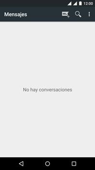Motorola Moto X Play - Mensajería - Escribir y enviar un mensaje multimedia - Paso 4