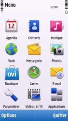 Nokia C6-00 - Messagerie vocale - configuration manuelle - Étape 4