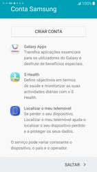 Samsung Galaxy S7 Edge - Primeiros passos - Como ligar o telemóvel pela primeira vez -  19