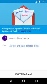 Motorola Moto Z Play - E-mail - 032b. Email wizard - Yahoo - Étape 13