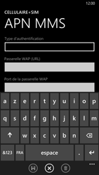 Nokia Lumia 930 - MMS - Configuration manuelle - Étape 9