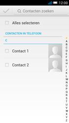 Alcatel OT-7041X Pop C7 - contacten, foto