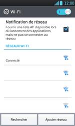LG P700 Optimus L7 - Wifi - configuration manuelle - Étape 7