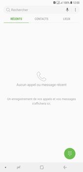 Samsung Galaxy A7 (2018) - Messagerie vocale - configuration manuelle - Étape 6