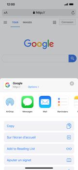 Apple iPhone 11 - Internet - navigation sur Internet - Étape 5